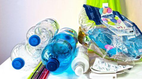 Plastikflaschen sparen