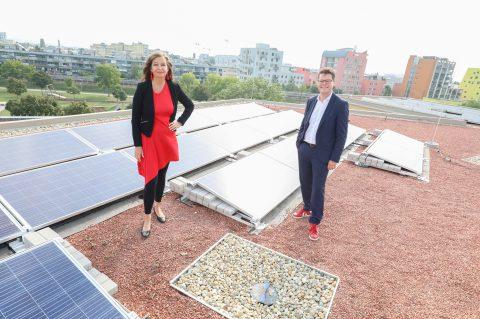 Wiener Schulen und Kindergärten setzen auf Photovoltaik