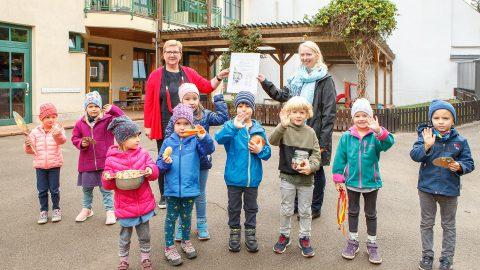 Kindergarten gewinnt Energy Globe Award in der Kategorie Jugend
