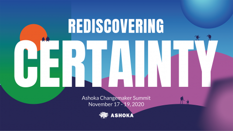 "Termin: ""Ashoka Changemaker Summit"""