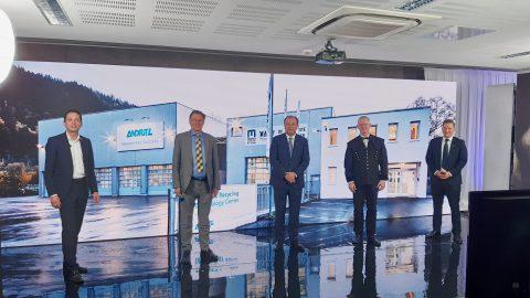Neues Recycling-Test- und Forschungszentrum eröffnet