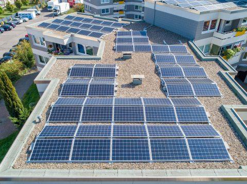 COVID-Konjunkturpaket hilft Solarenergie