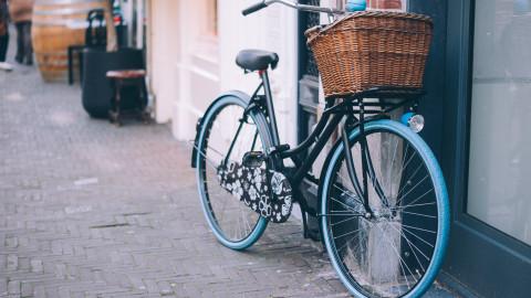 Anstieg bei Radfahren in Wien
