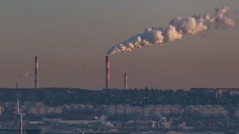 Treibhausgase gehen zurück, aber…