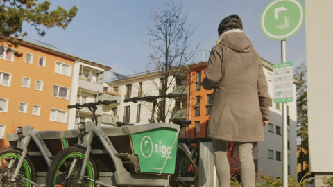 Crowdfunding: Vollautomatisiertes Sharen von Lastenrädern