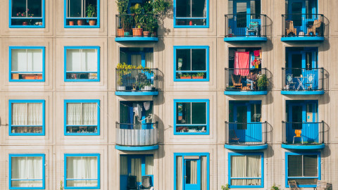 Nachhaltigkeit als Haltung, auch auf der Fassade