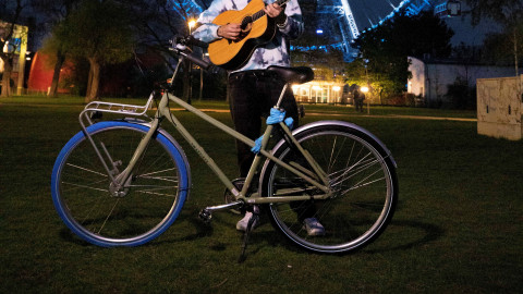 Swapfiets – das Fahrrad-Abo – feiert seinen Start in Wien