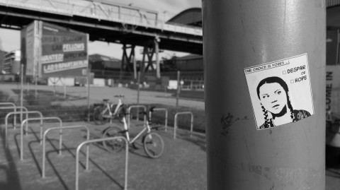 """Crowdfunding: Öko-soziale Tickets für den Film """"I AM GRETA"""""""