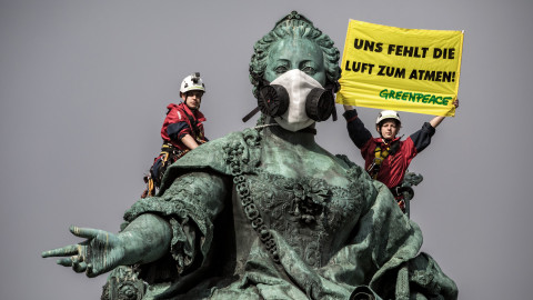 50 Jahre Greenpeace: Ein Kampf für den Umweltschutz