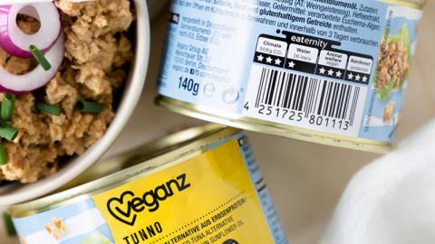 Veganz bringt vegane Thunfisch-Alternative auf den Markt