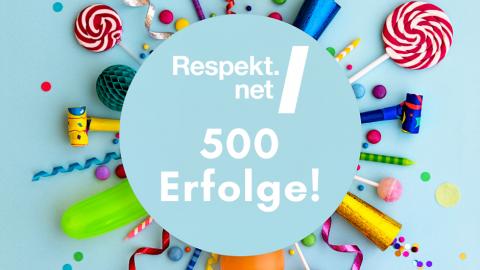 Respekt.net: Österreichs spendenbasierte Crowdfunding-Plattform #1 unterstützt
